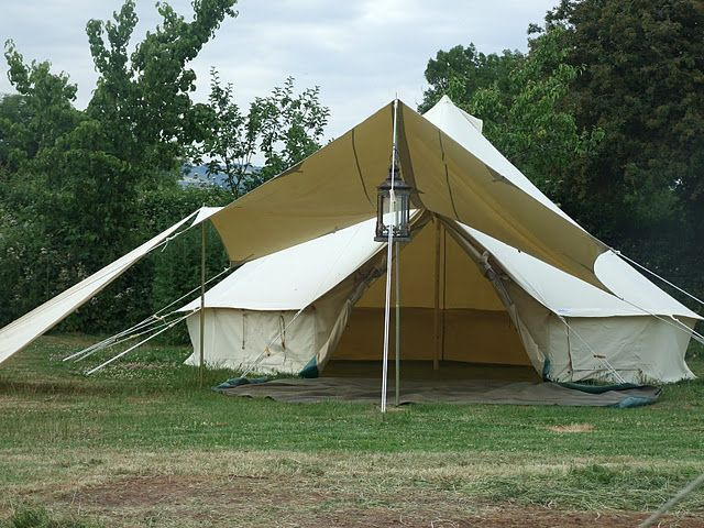 Bell Tent With Awning We Should So Get This