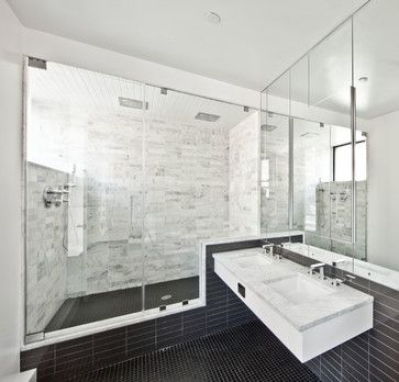 contemporary bathroom by Grant Davis Thompson, INC.