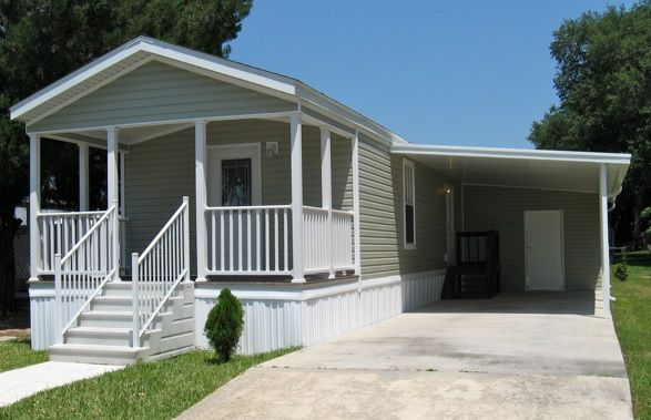 LADY LAKE MOBILE HOME PARK A 55 Community In The Florida Sunshine