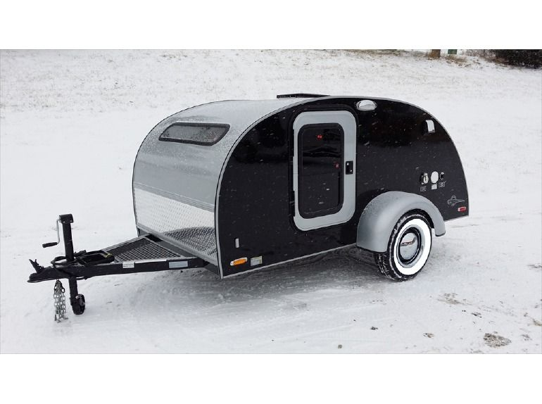 New And Used Little Guy Silver Shadow Travel Trailer For Sale On