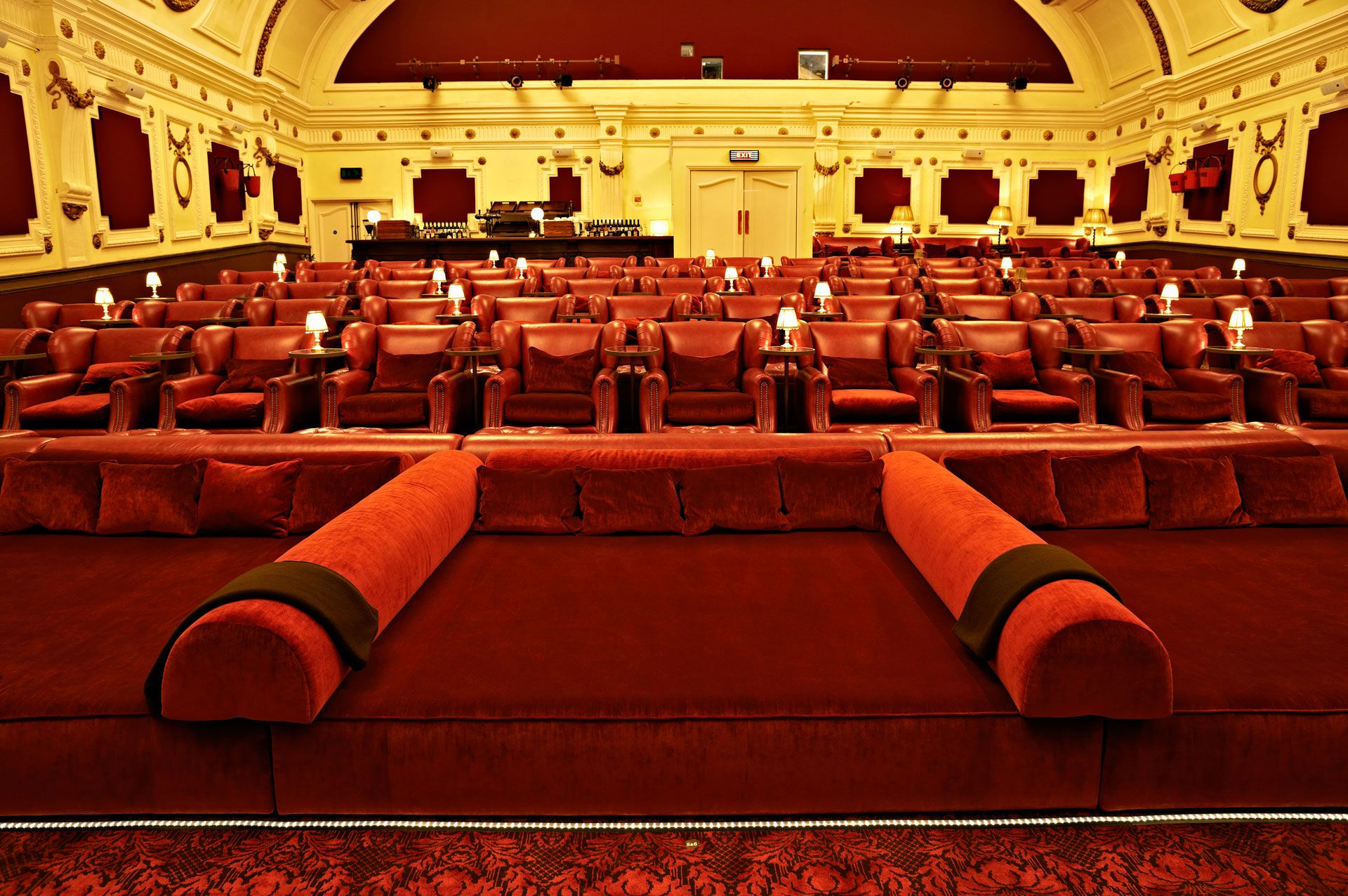 promo code dd99b 5ba91 Five of the best luxury London cinemas