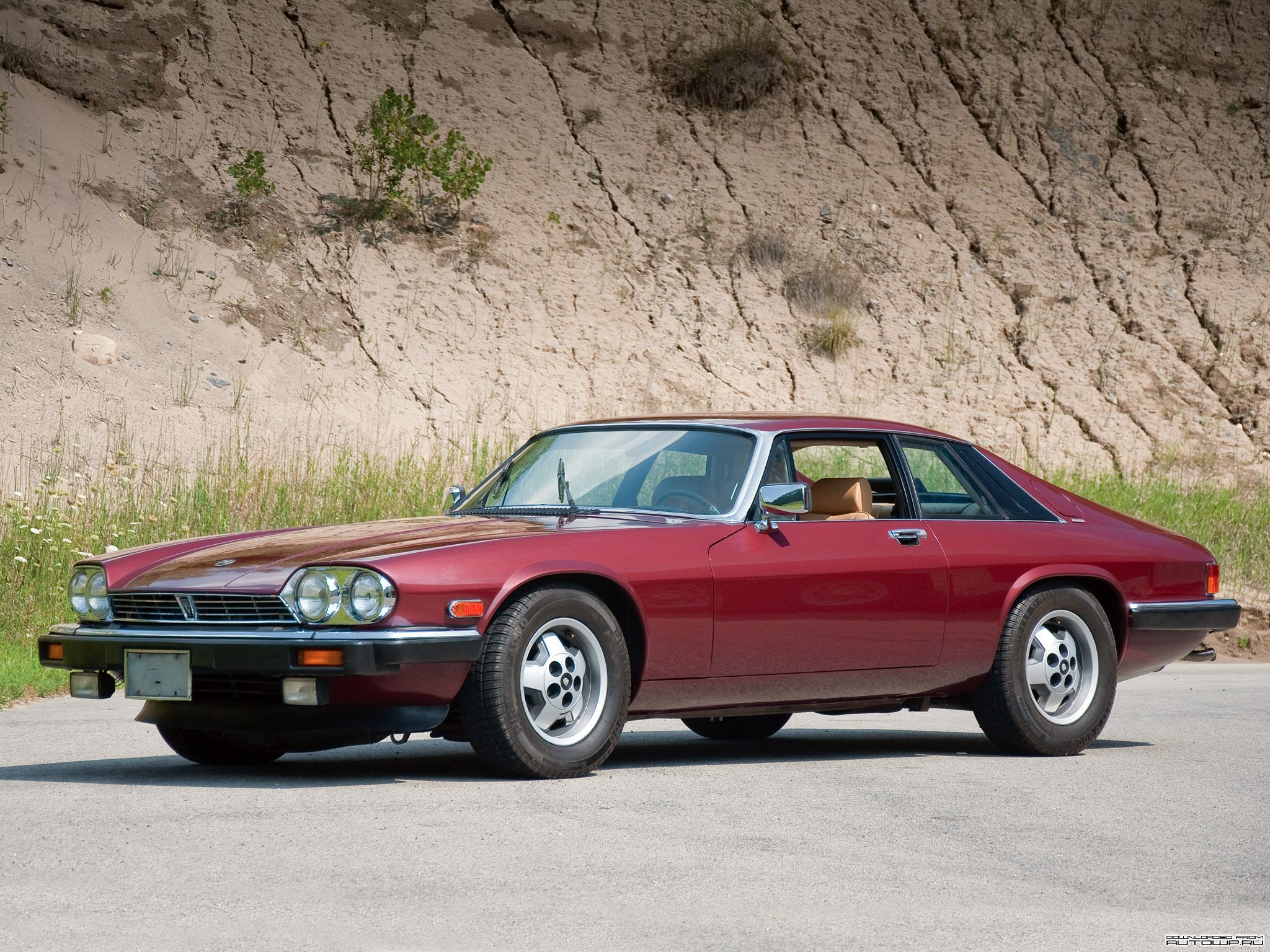 1975 jaguar xj s mean machines pinterest