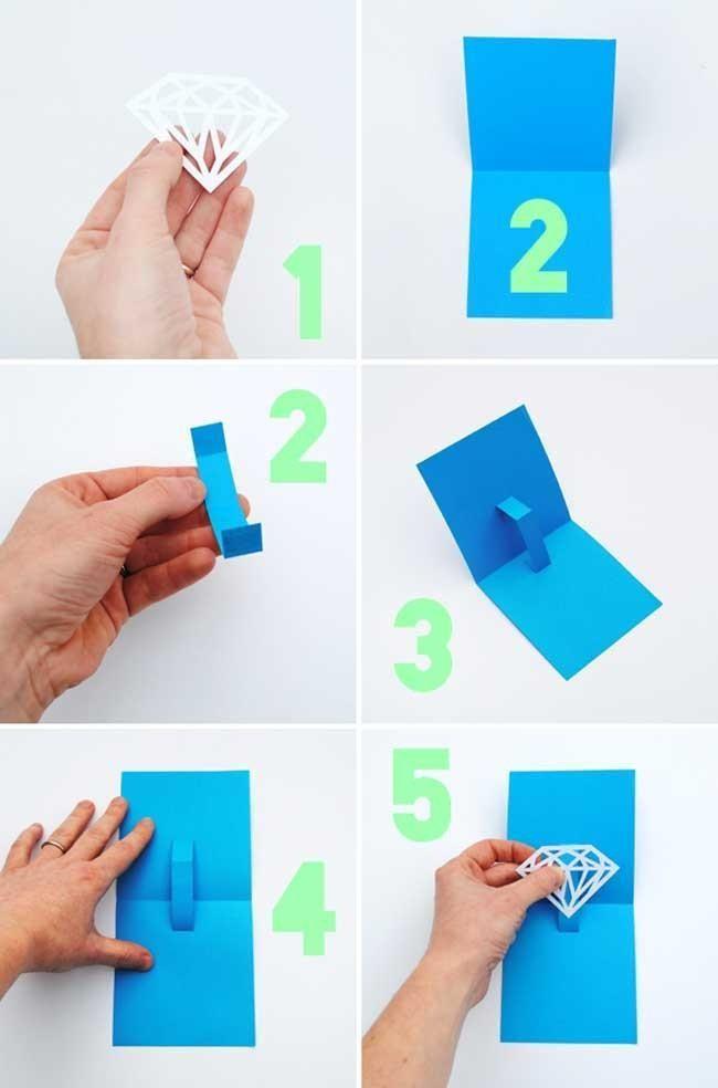 Diez regalos hechos por ti para regalar el d a de la madre - Como hacer tarjetas para regalar ...
