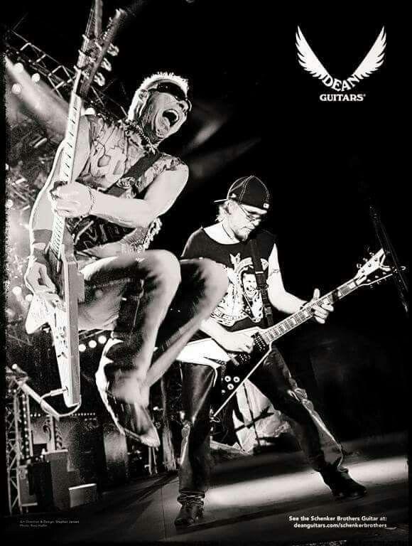 Schenker Brothers (Rudolf & Michael)