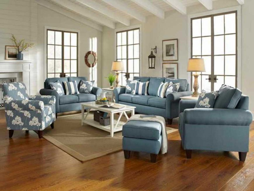 Exceptionnel Beach Motif Sofas | Beach Style Living Room Furniture