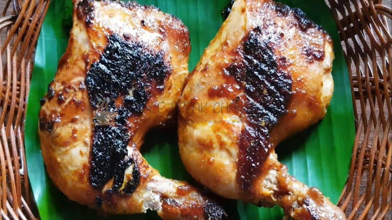 Resep Ayam Bakar Saus Lada Hitam Teplon Simple Dan Rasanya Enak Banget In 2020 Food Coffee Break Menu