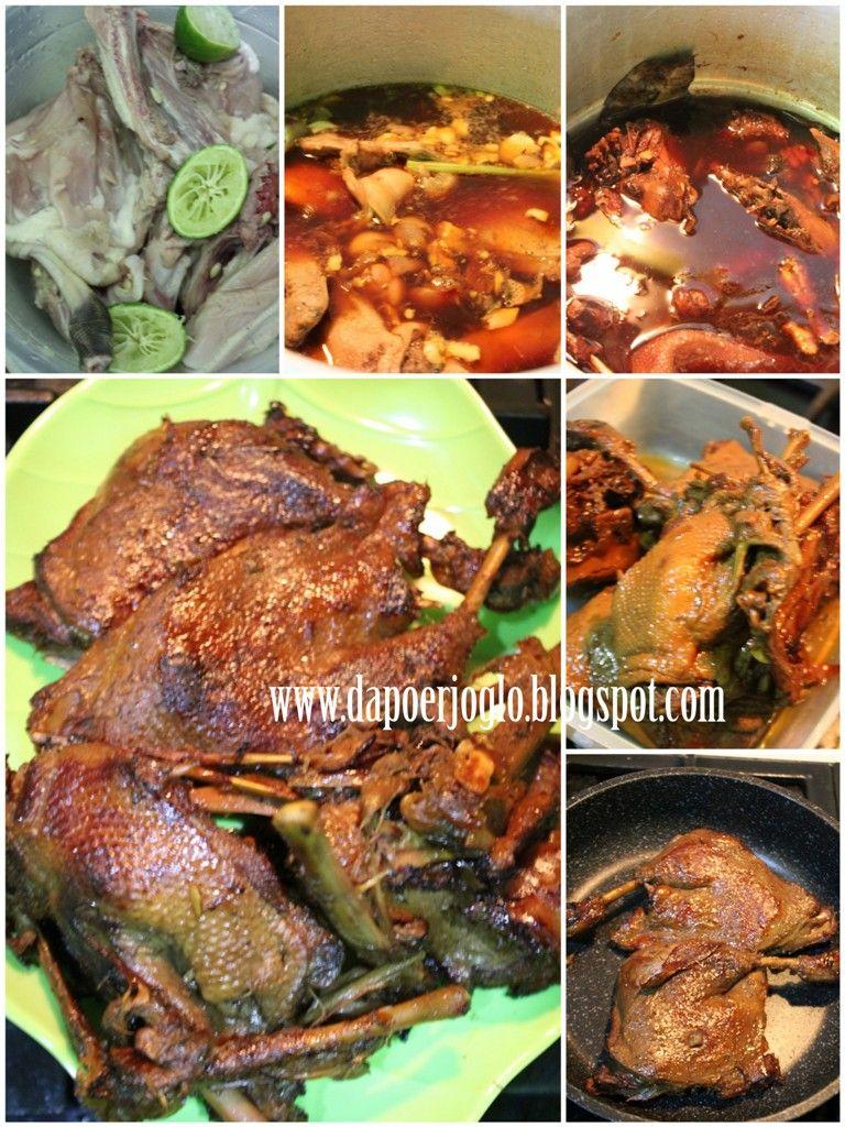 Ini Resep Bebek Ke 2 Setelah Sebelumnya Saya Memposting Bebek Goreng Ala Pak H Slamet Yang Saya Posting Disini Makan Malam Resep Masakan Indonesia Resep Ayam