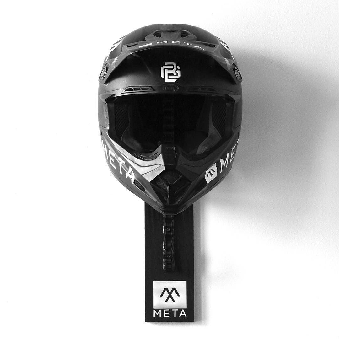 Meta threepence by far our favorite collaboration helmet rack weuve