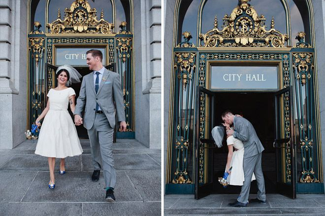 San Francisco City Hall Wedding Photos How To Get Married At Everything