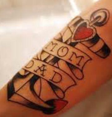 Anchor tat