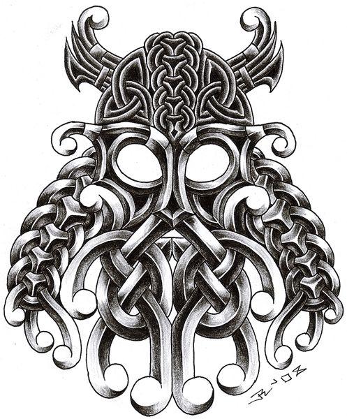 celtic viking 5 by viking pinterest vikings deviantart and tattoo. Black Bedroom Furniture Sets. Home Design Ideas