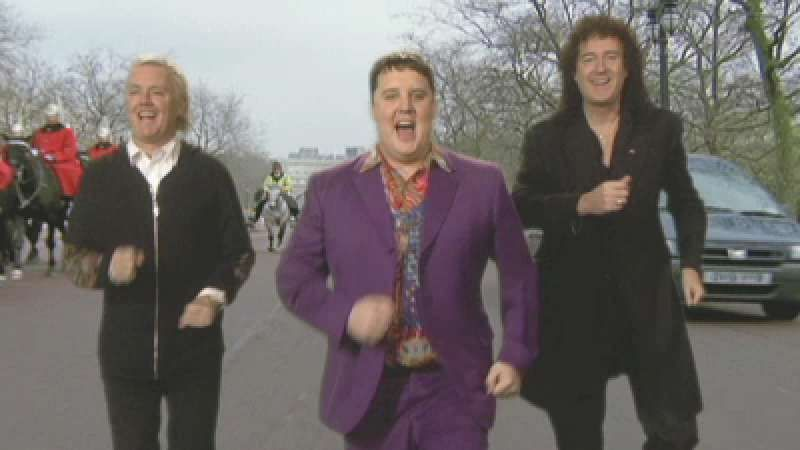Is this the Way to Amarillo' - Tony Christie and Peter Kay for ...