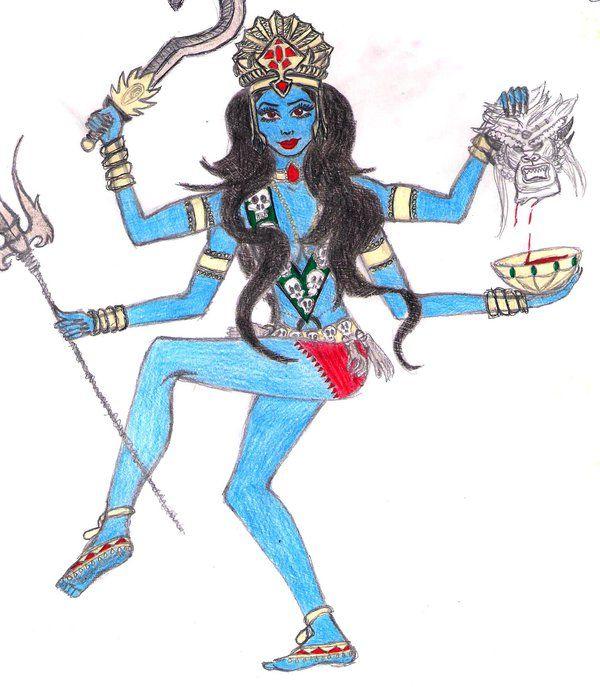 Kali by Mirine13.deviantart.com on @DeviantArt