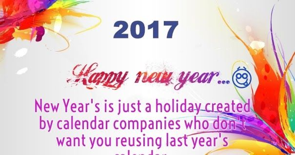 25 Funny New Year 2018 Status, Jokes And Captions To Wish With Pics   Happy  New Year 2018 Quotes Wishes Sayings Images