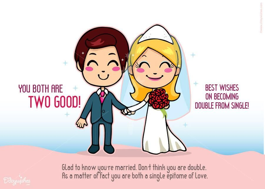 Get ly Wedding congratulations E Cards from DDayWishes.com – All