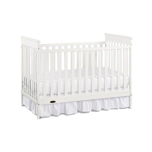 Graco Macie Classic Crib Classic White Graco Babies
