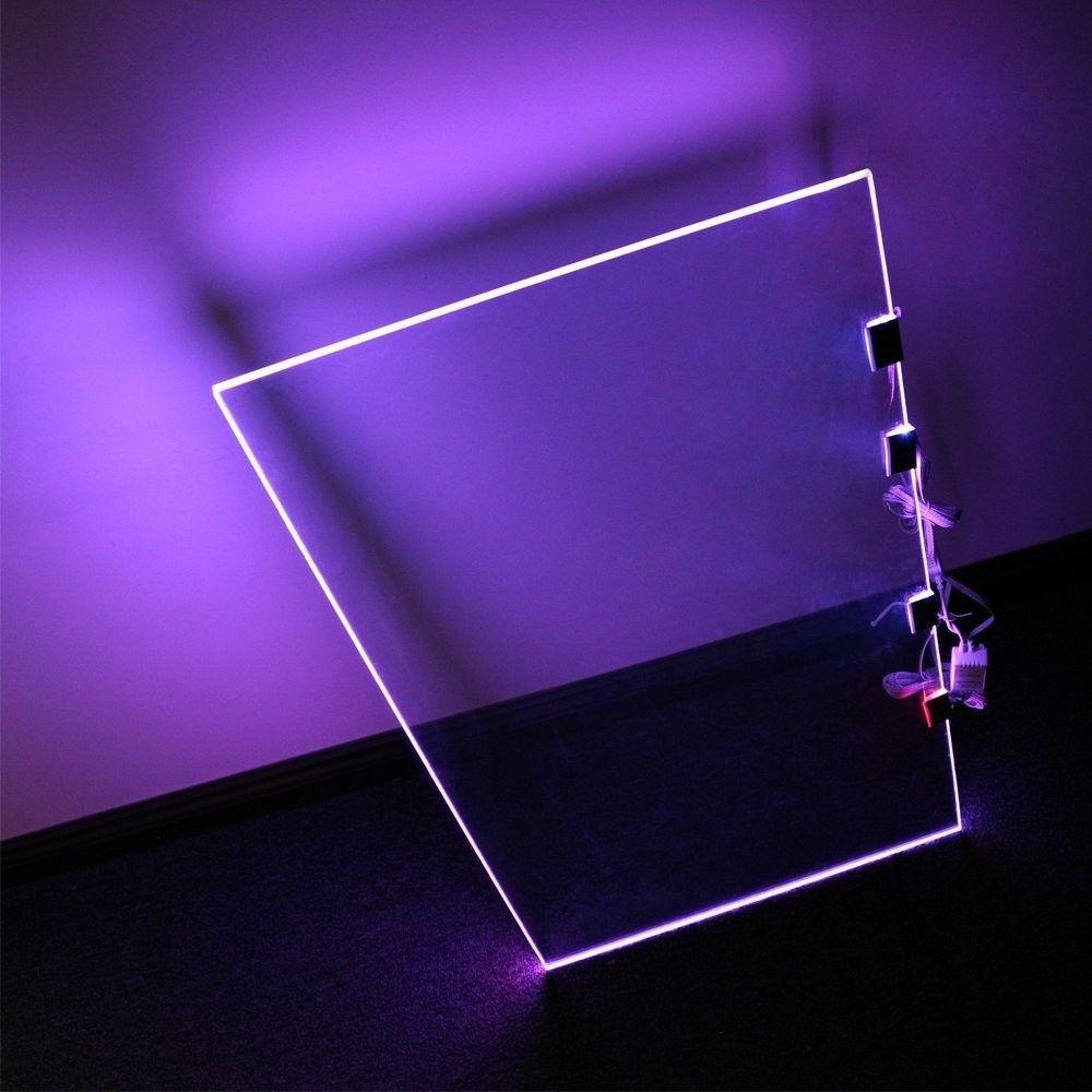 Rgb Led Gl Edge Lighting Kit Shelf Lights Torchstar