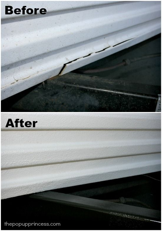 Repairing Your Camper Body Panels Page 2 Of 2 Camper Ideas