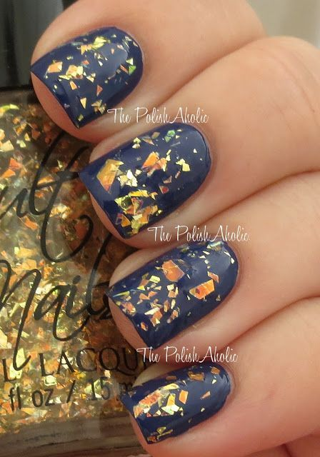 Fall Nails All Access Collecton Swatches. | Ledyz Fashions www.ledyzfashions.com