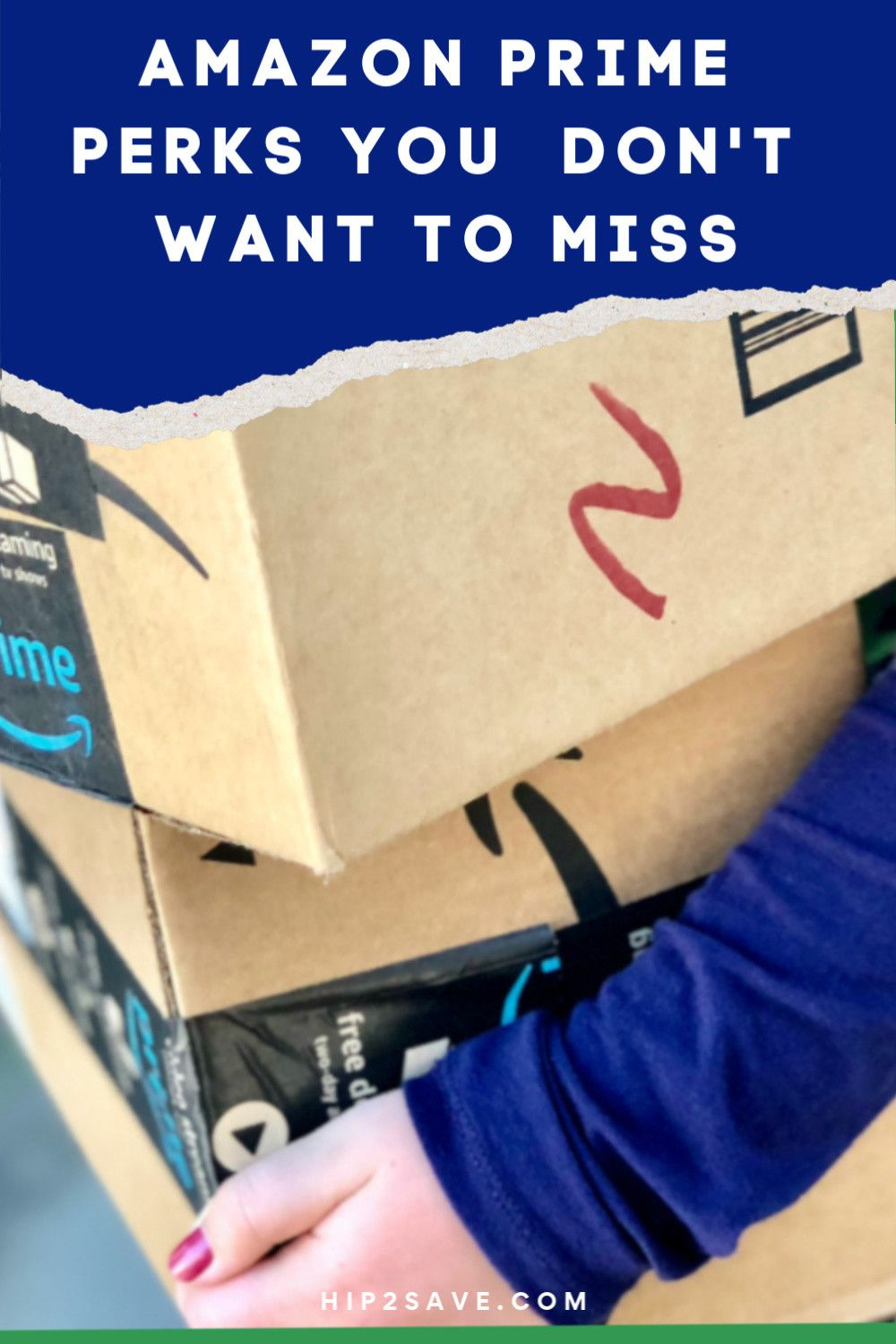 Get the most out of your Amazon Prime membership! When you