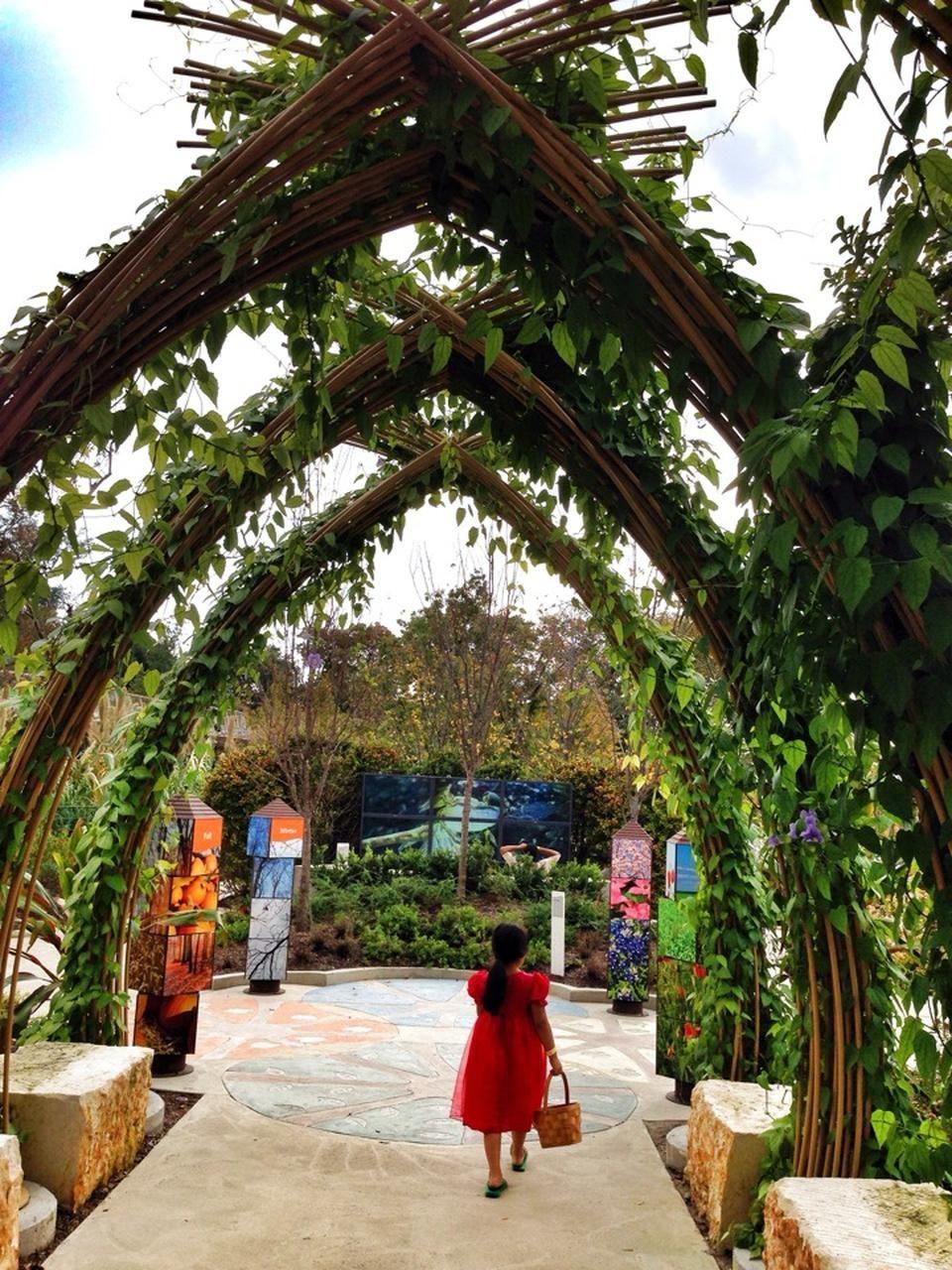 Dallas Arboretum Botanical Gardens Dallas Tx