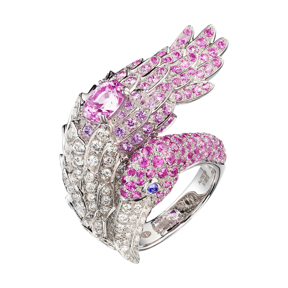 1e0e572aa1726d Jewelry with animals, Boucheron | Boucheron | Boucheron jewelry ...