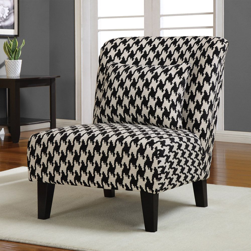 This sophisticated accent chair will light up your living - Unique accent chairs for living room ...