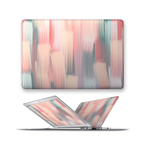 Macbook Case Cover Rubberized Front Hard Cover For Apple