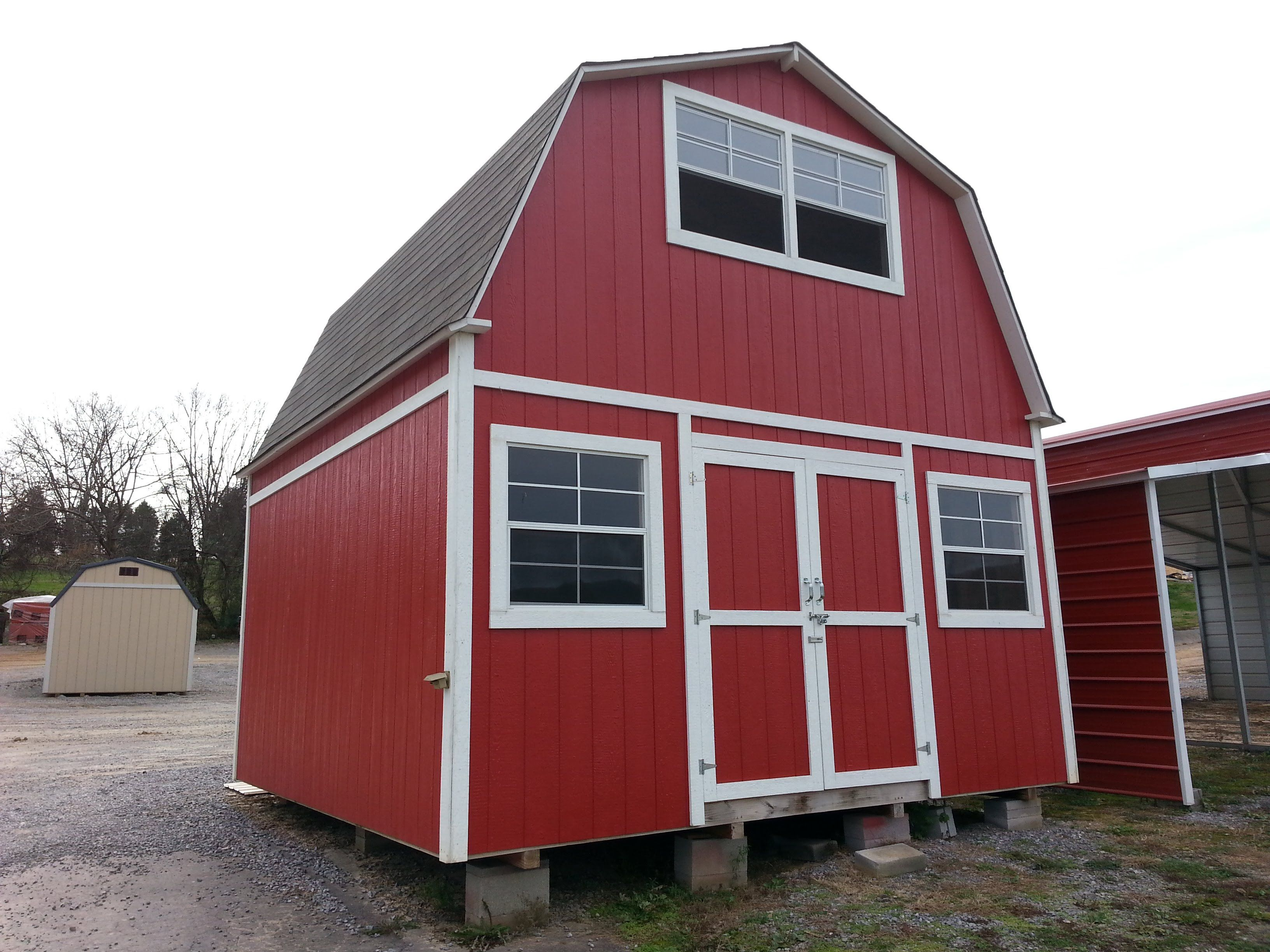 2 Story Tiny House 7 000 Mortgage Free Go Off Grid