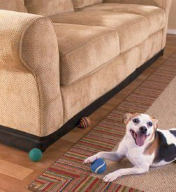 the couch trapper blocks stuff from going under the furniture donu0027t lose anything