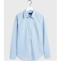 Photo of Gant Stretch Banker Bluse (Blau) GantGant