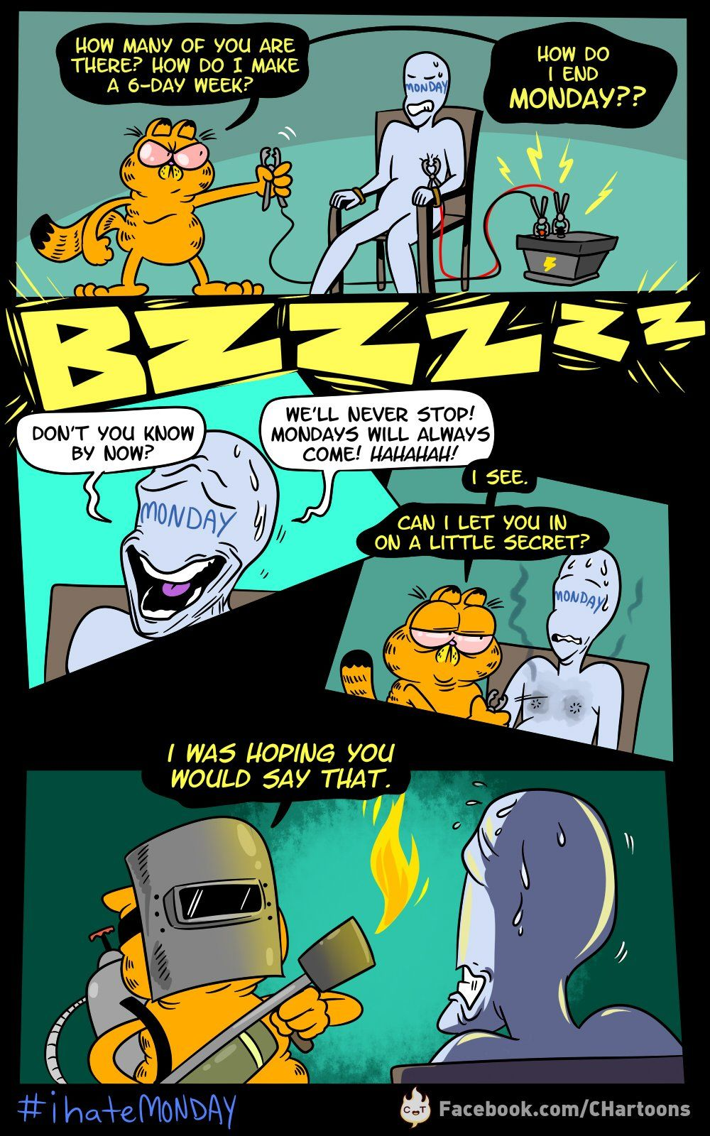 The Year In Garf Funny comics, Funny memes, Dork
