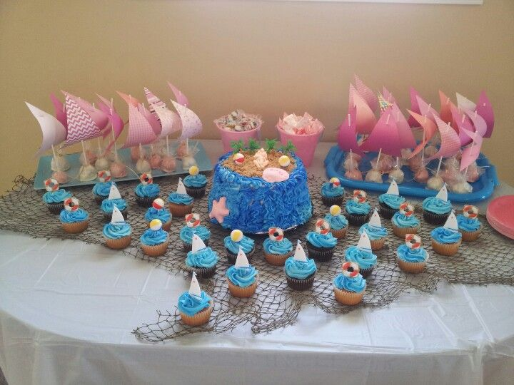 Beach Theme Baby Shower Baby Shower Baby Shower Themes Baby