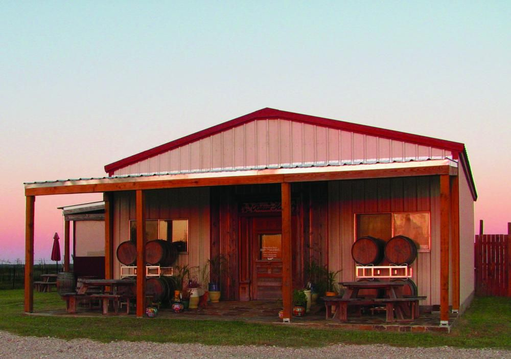 Retreat Hill Winery & Vineyards is located in the rolling