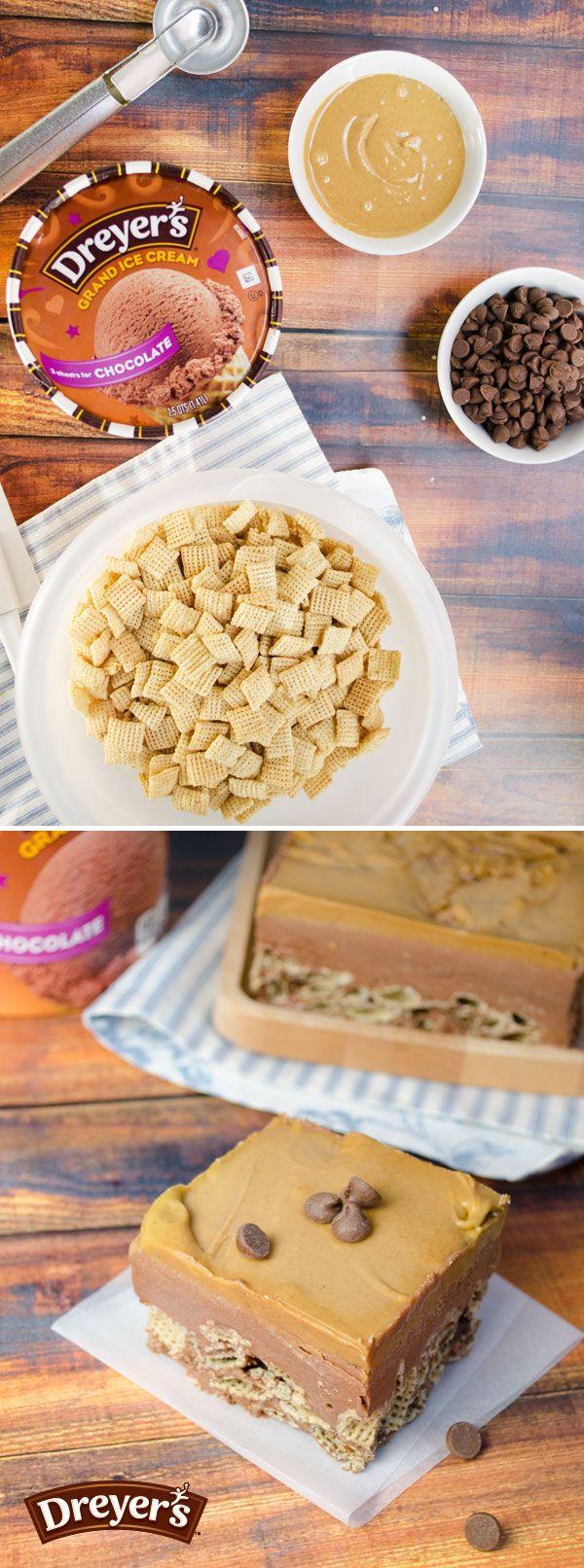 Frozen Chocolate Chow   Recipe   Frozen chocolate, Frozen ...