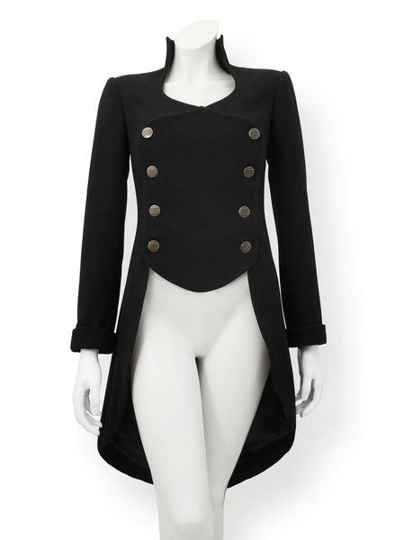 Tailcoats for Women  f6a4d12801c9