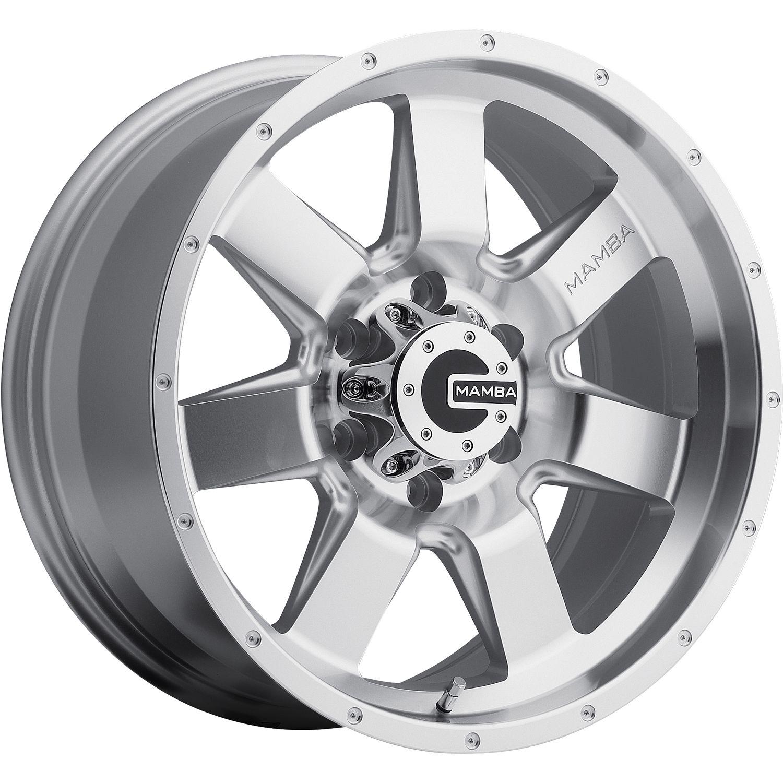 17x9 Silver Mamba M14 5x5 12 Rims Nitto Trail Grappler Lt295 70r17 Tires Mamba Wheels For Sale Wheel Rims