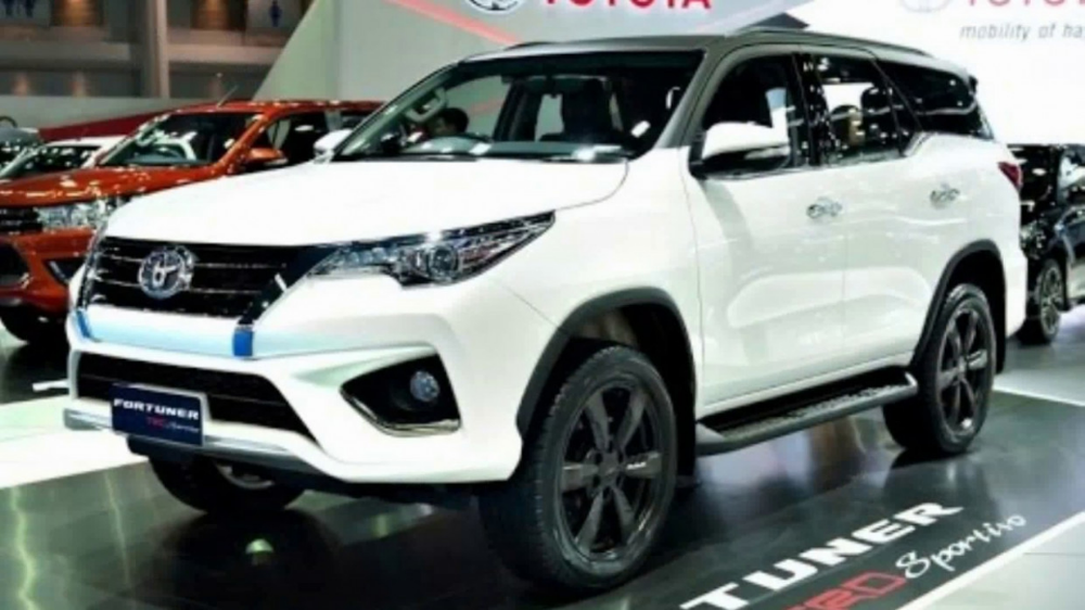Toyota New Fortuner 2020 Exterior and Interior Toyota