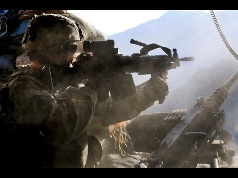 Army Rangers in Most INTENSE Firefight Ever - Afghanistan Combat