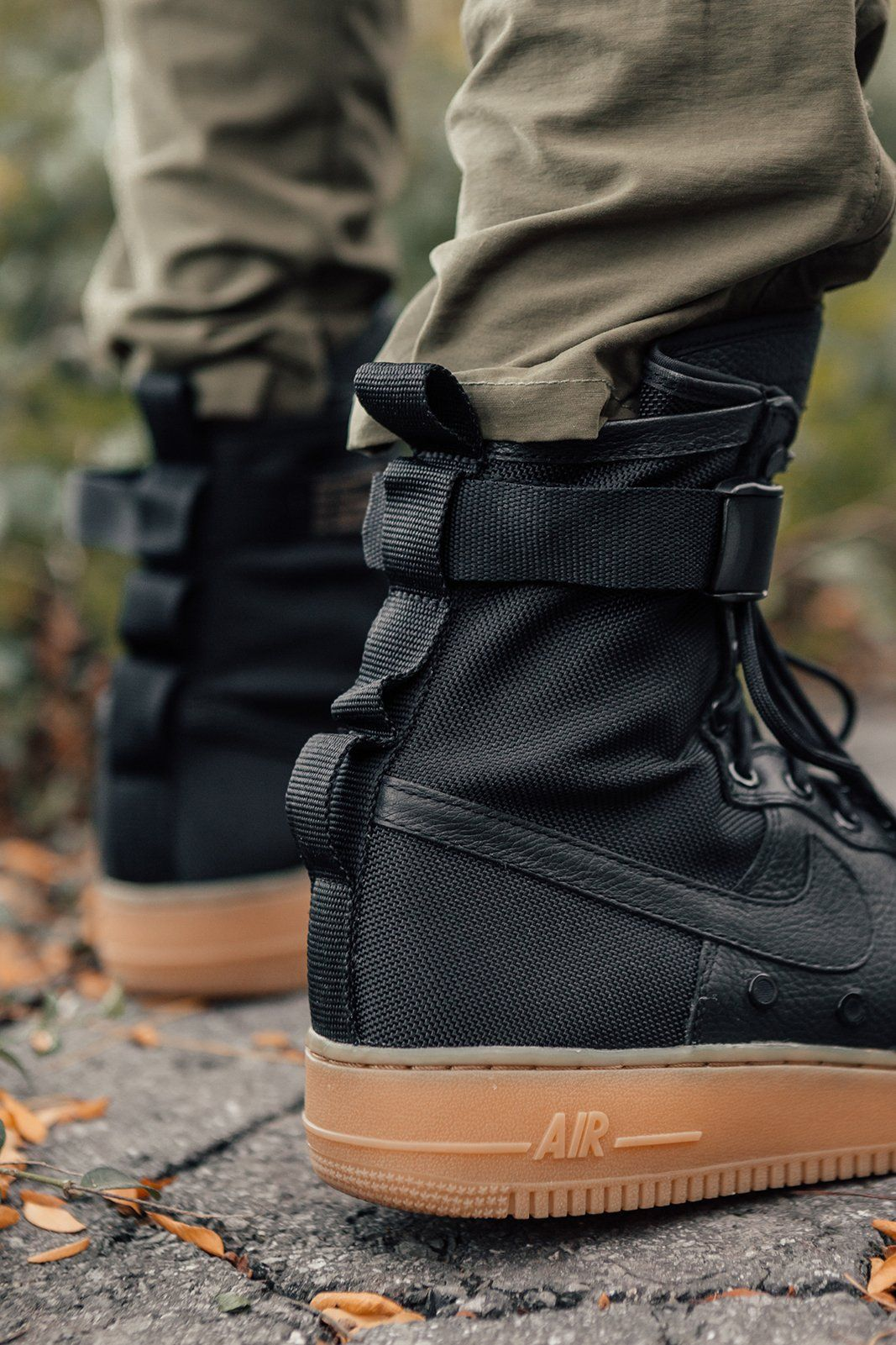 Kith Editorial for the Nike SF-AF1