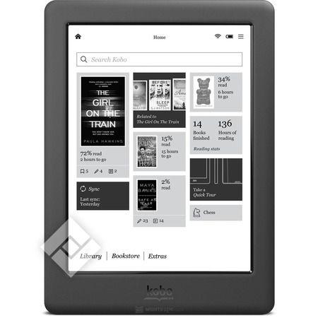E-reader Kobo Glo