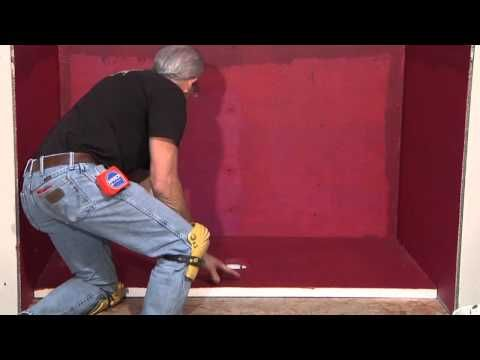How To Install A Redgard Shower Kit English You