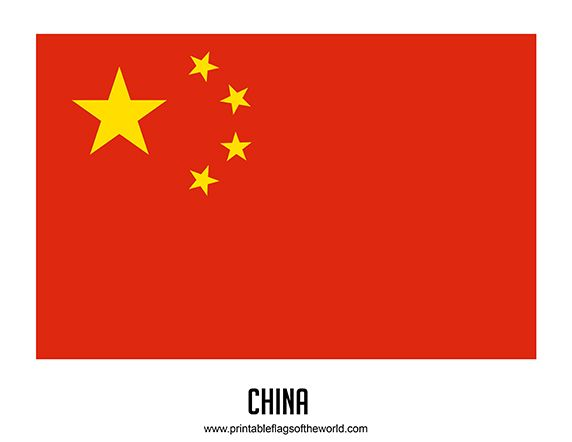 Free Printable China Flag Download Pdf Printable Country Flags China Flag Chinese Flag Flag Printable