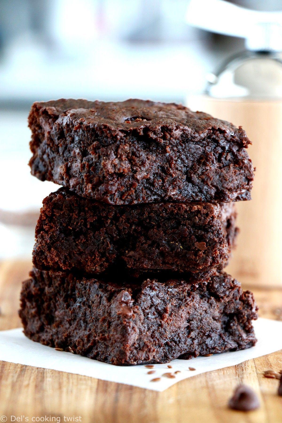 Eggless Brownies Paleo Sweet Potato Brownies Cake Like Brownies Vegan Brownies Easy