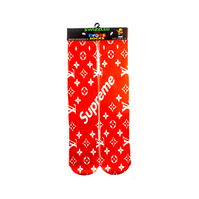 Supreme Lv Socks