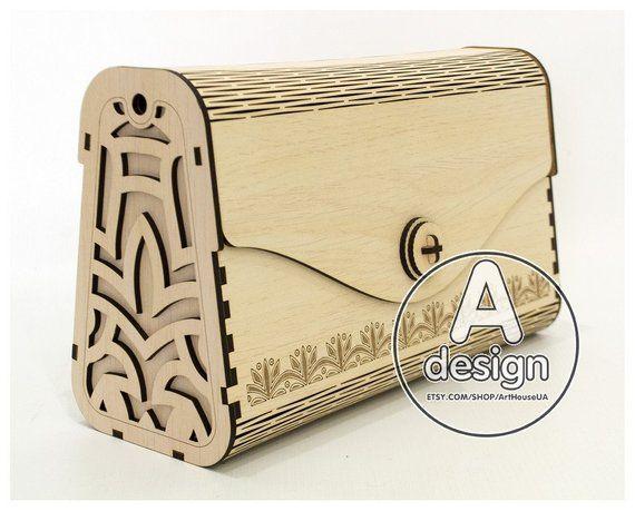 Royaume-Uni disponibilité a84e0 c1ba7 Sac pochette, sac, sac en bois, pochette de soie, embrayage ...