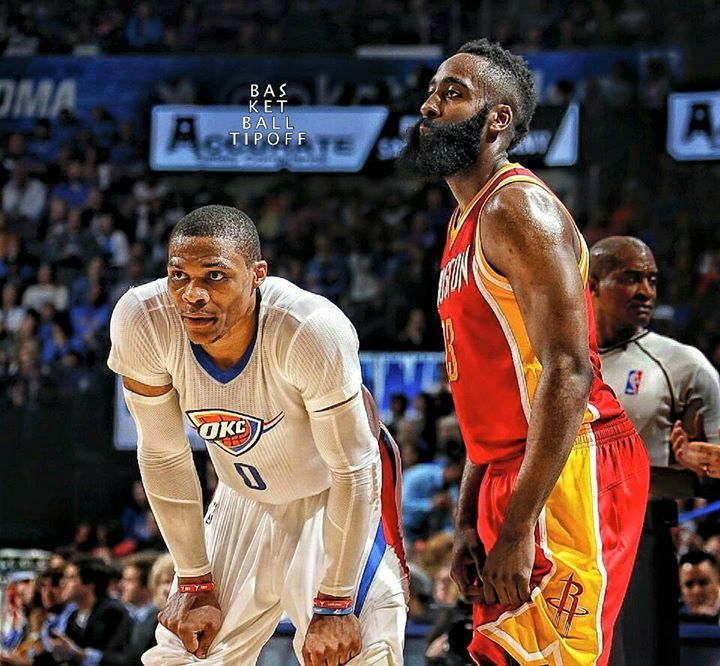 c8a1905c703 Post All-Star Game  Russell Westbrook  33.2 PPG 11.2 RPG 11.4 APG OKC  12-8 James  Harden  28.9 PPG 7.6 RPG 10.9 APG Rockets  11-7 - AC3