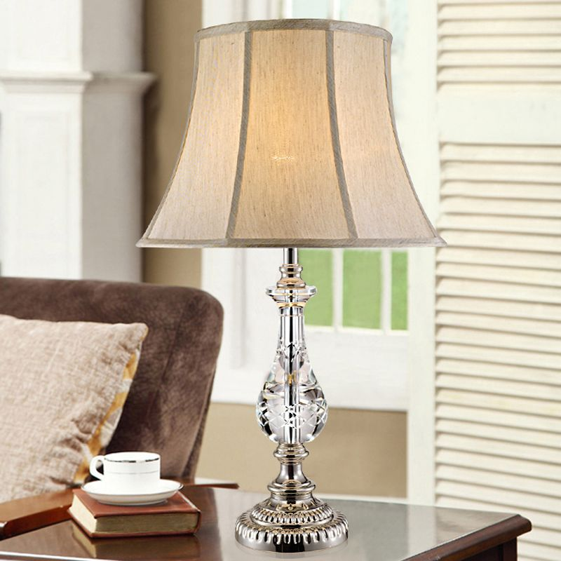 Table Led Lamp Decorative Table Lamp Mushroom Fabric Shades For Table Lamps  Vintage Tripod Crystal Table