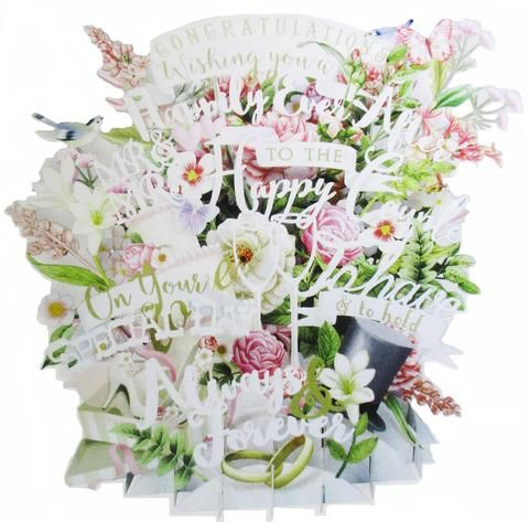3d pop up card send that wow factor with this intricate laser cut pop up card send that wow factor with this intricate laser cut pop up greeting card space on back or bottom of card m4hsunfo
