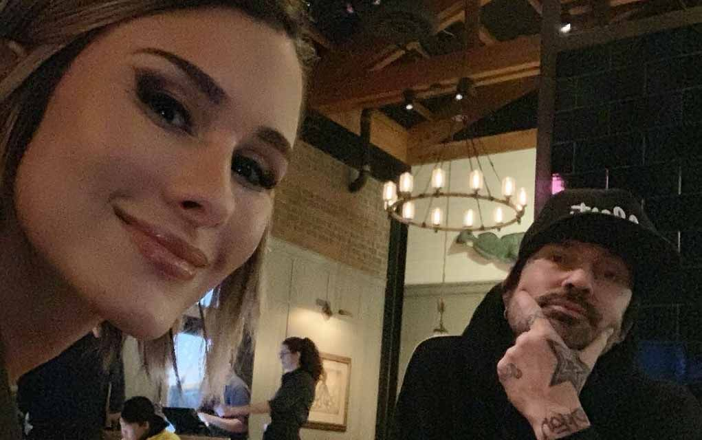Tommy Lee marries social media star Brittany Furlan on